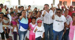 Como diputado local trabajaré para todos: Gabriel Cué Navarro