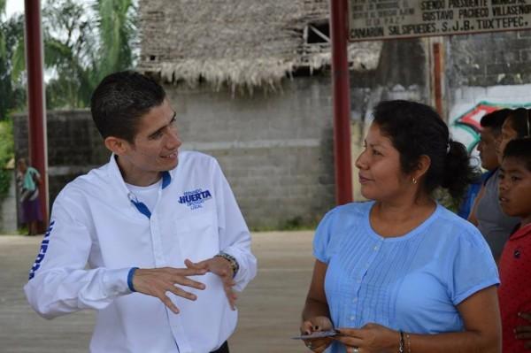Injusta diferencia de sueldos entre políticos y resto de la población: Fernando Huerta
