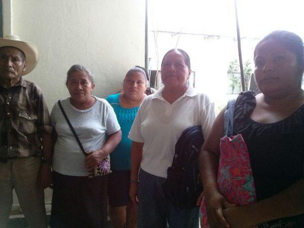 Habitantes de la Rosario Ibarra de Piedra, exigen agua