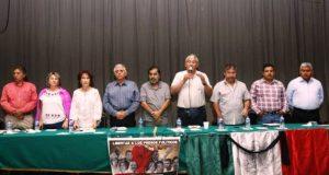 CNTE seguirá con protestas hasta
