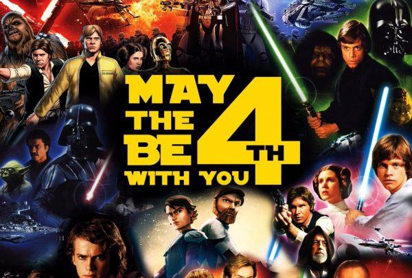 Hoy el mundo celebra el día de Star Wars