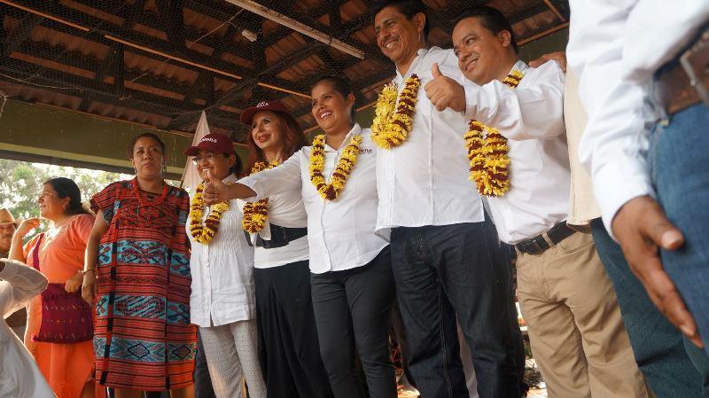 Felicito la decisión de la S-22, de apoyar a MORENA: Salomón Jara