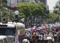 CNTE entrega pliego de demandas en Los Pinos