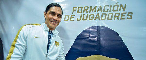 Palencia, nuevo técnico de Pumas
