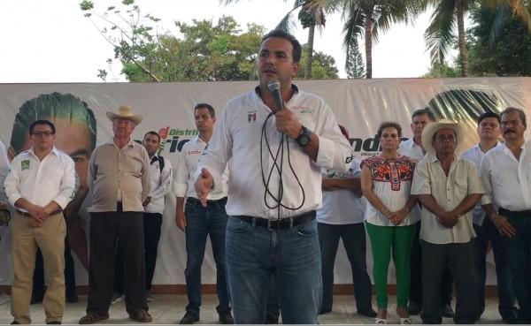 El Gobierno del Estado ya cumplió ahora le toca al municipio culminar el rastro: Gabriel Cué
