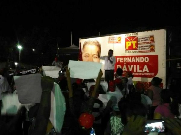 Se mantiene Fernando Bautista Dávila  dentro de las preferencias electorales