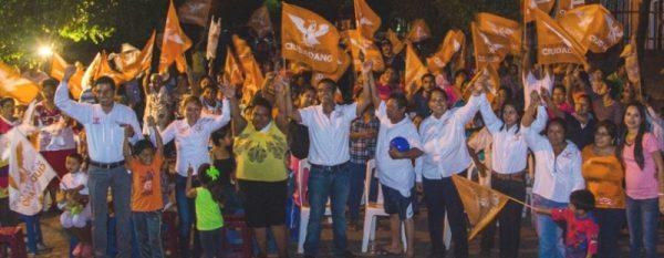 Decidamos Juntos el futuro y el Desarrollo de Tuxtepec: Ulises Soto