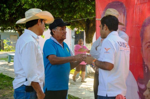 Mi propuesta es el empoderamiento ciudadano: Ulises Soto
