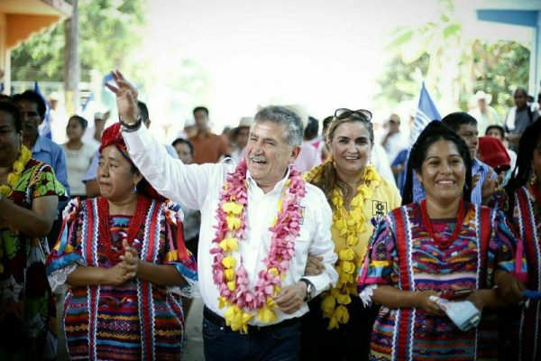 Pepe Toño Estefan une a Oaxaca  por el desarrollo y la prosperidad