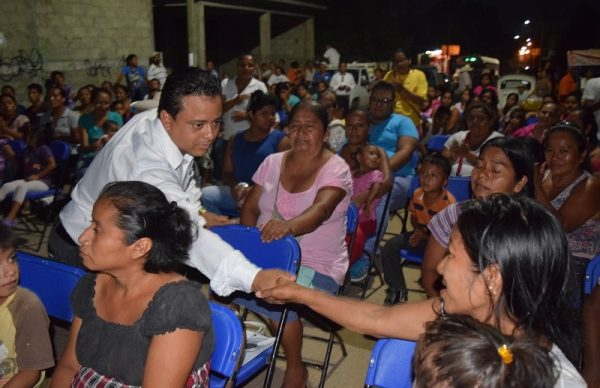 Convocó Fentanez a tuxtepecanos a defender los votos de Morena este 5 de junio