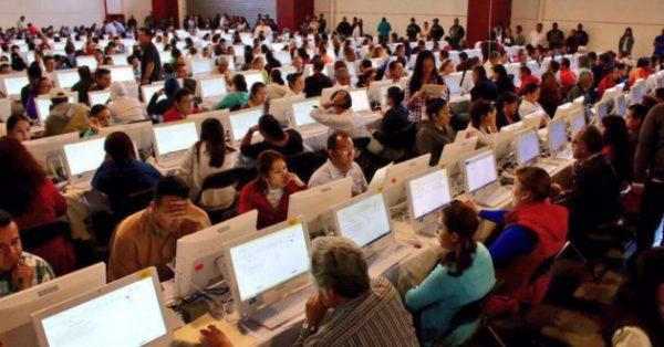 Realizan evaluación en Michoacán pese a bloqueos de la CNTE