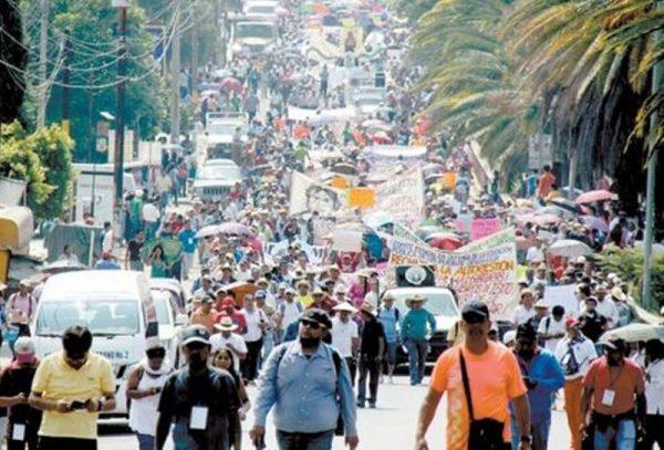 34% de maestros despedidos en Oaxaca fueron notificados