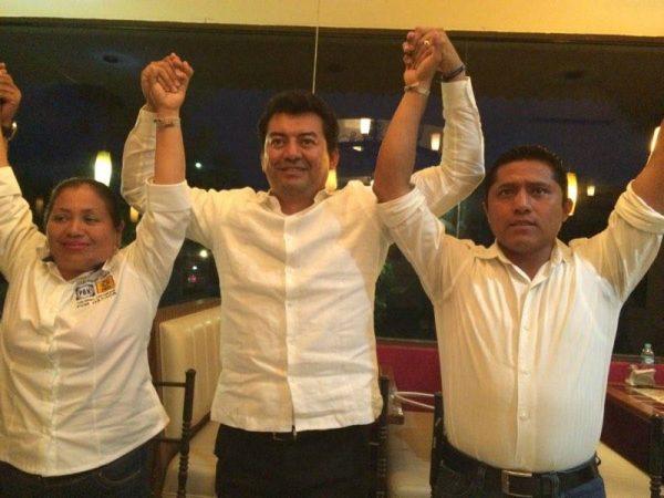 Buscan Candidatos del PAN-PRD eliminar cacicazgo en Temascal