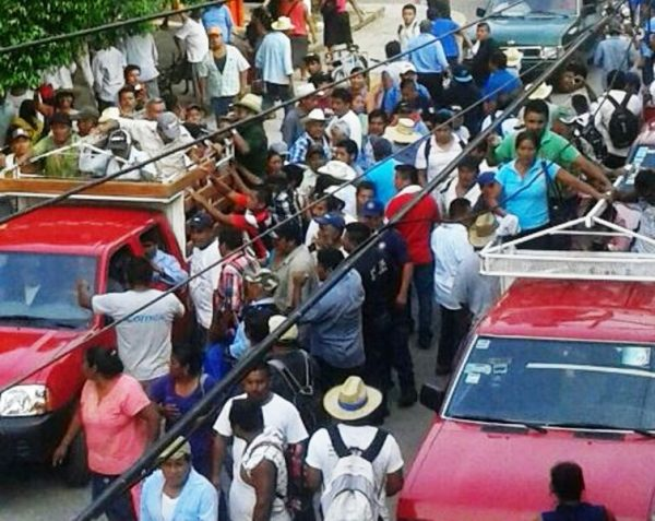 """Presentan denuncia por secuestro de """"Chilolo"""""""