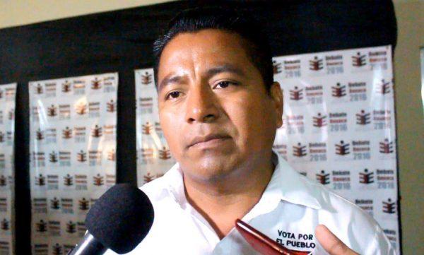 Población está decepcionada de Antonio Sacre: Fernando Dávila