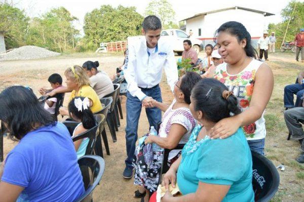Fernando Huerta será un diputado a favor de los grupos más vulnerables