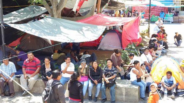 Listo operativo para desalojar a maestros en Oaxaca