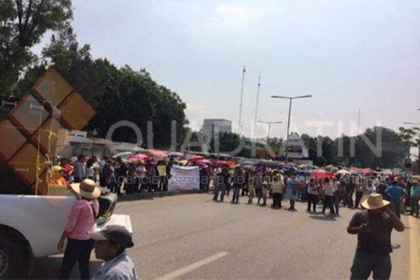 Marchan maestros este sábado en la ciudad de Oaxaca