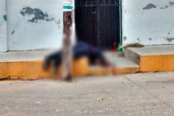 """""""Uno más en Juchitán"""" ultiman a policía municipal"""