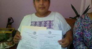 Acusan a Candidato del PRD en Jacatepec, de despojo y amenazas