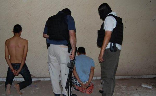 Abaten a cinco plagiarios en Veracruz