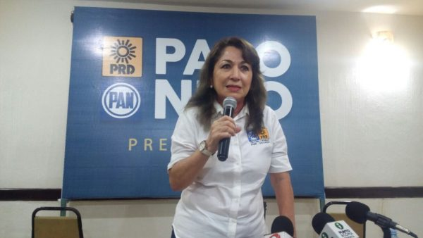 Ángela Hernández, propuesta de Paco Niño para el DIF municipal
