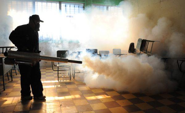 Reporta Jurisdicción 12 posibles casos de zika