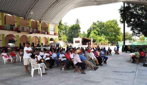 Se oponen en Oaxaca a la construcción de una hidroeléctrica y a la minería