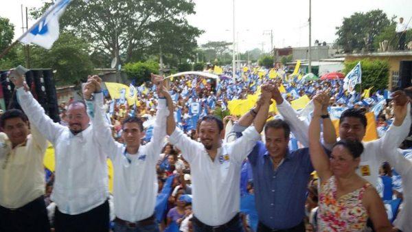 Ya ganamos: Candidatos de la Coalición CREO