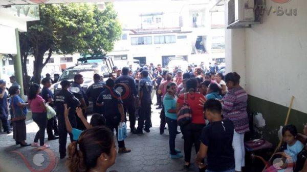 Nuestro movimiento no es político: Policías en paro