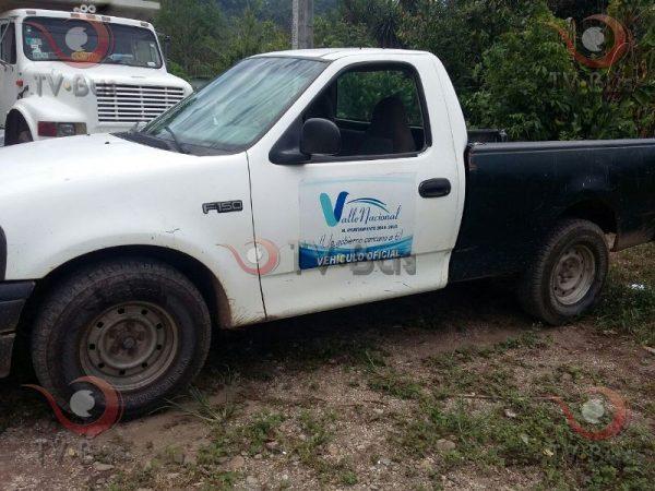 Retienen vehículos del Ayuntamiento en Valle, por incumplimiento de edil