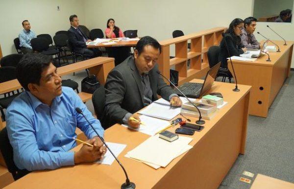 Abogados de Tuxtepec, a favor de implementación de nuevo Sistema de Justicia Penal