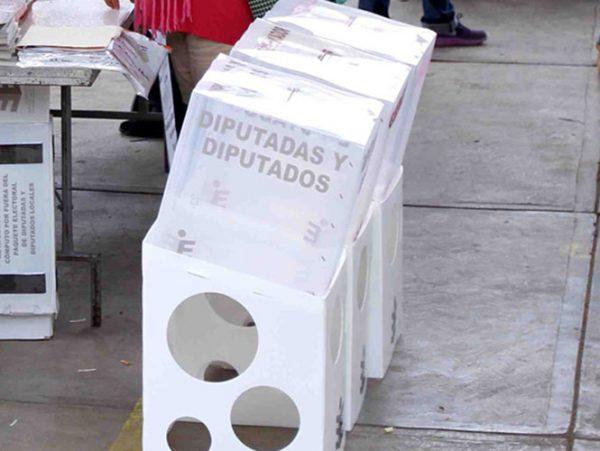 Confirman robo y quema de seis paquetes electorales en Oaxaca