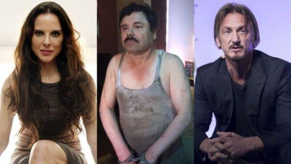 El Chapo y Sean Penn: Bungle in the Jungle se transmite en latinoamérica y revive pesadilla para Kate Del Castillo