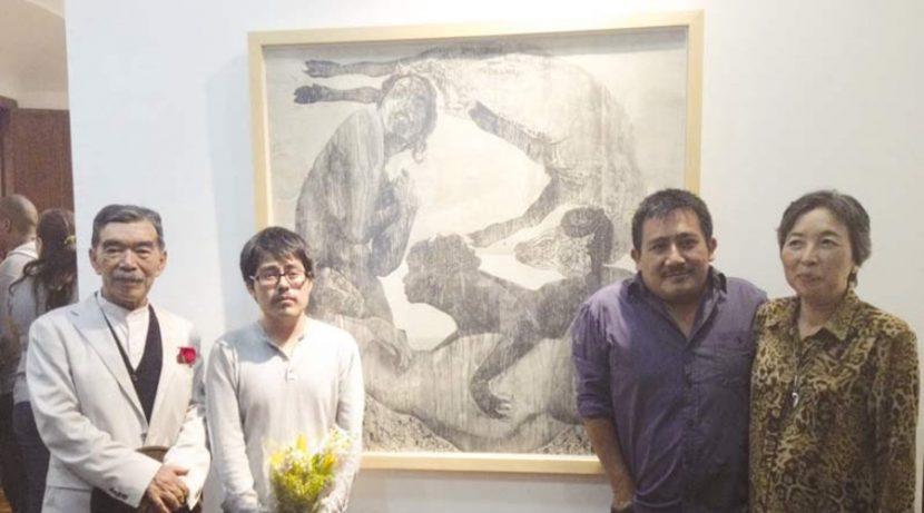 Inicia recepción de obras para la Bienal Takeda