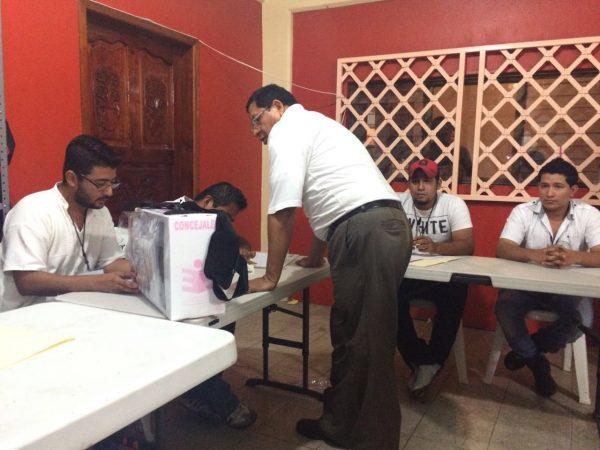 Se retrasa llegada de paquetería al consejo municipal del IEEPCO