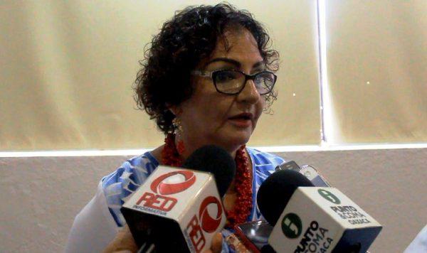 Proyecto de la Casa de día no se concretará por falta de recursos: Presidenta DIF