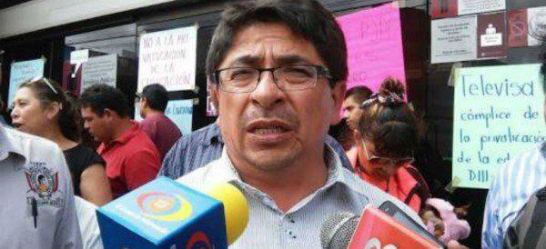 Detienen a otro líder de la CNTE en Michoacán