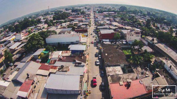 Lamentable que no existan áreas verdes en casco urbano de Tuxtepec: Regidor de Ecología