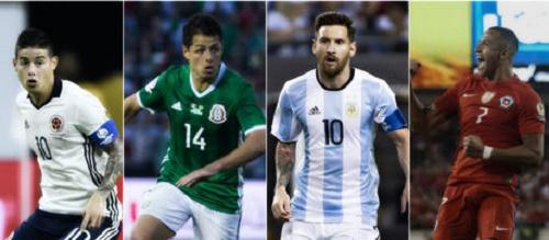 Definen los Cuartos de Final en Copa América
