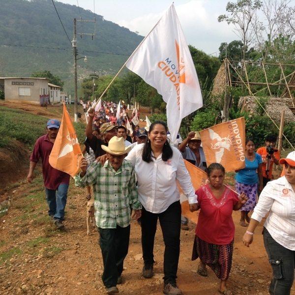Cierra Elvira Hernández campaña con trabajo y resultados.