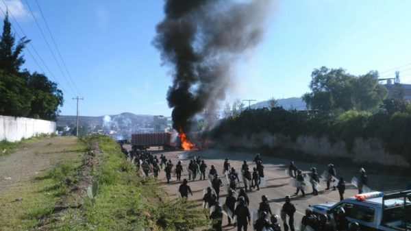 Confirman tres muertos y 51 lesionados en enfrentamiento en Nochixtlán