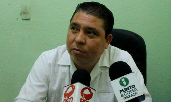 Tuxtepec está en una especie de anarquía: Javier Pacheco