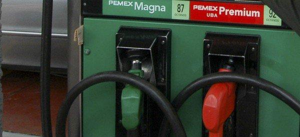 Gasolina Magna ya cuesta más de 20 pesos