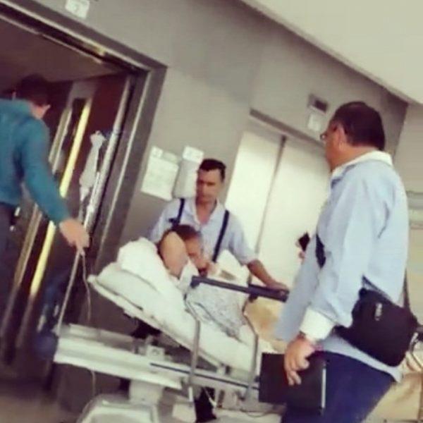Alejandro Fernández con grave infección, no fue su perro… ¡lo mordió un jaguar!