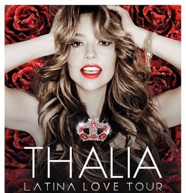 Thalía confirma su regreso a México
