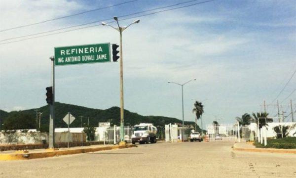 Temen por parálisis en refinería de Salina Cruz
