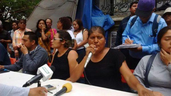 Convoca CNTE a movilizaciones en el país por detención de líderes de Oaxaca
