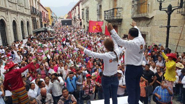 La Revolución de la Gente, llegó para quedarse: Benjamín Robles
