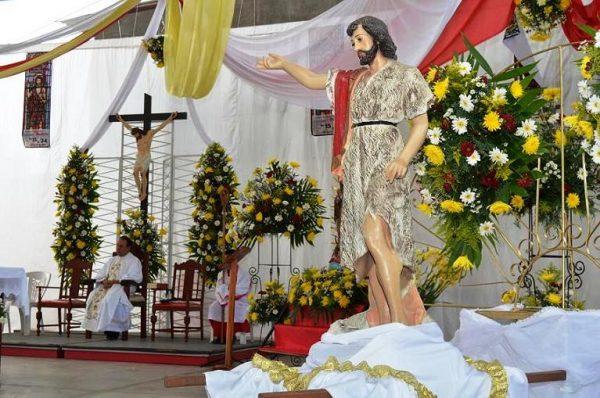 Catolicos celebrarán fiestas de San Juan en Tuxtepec